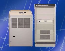 California Instruments MX CTS (Compliance Test System)Series(150- 300V; 0– 62.5 A/Phase; 30- 90kVA)