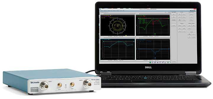 TTR500 Series Vector Network Analyzer (VNA)