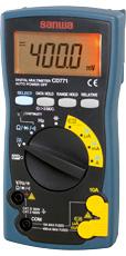 Đồng hồ vặn năng số Sanwa CD771