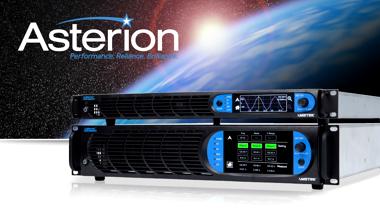 Asterion AC 1U/2U Series (200V - 400V; 1A - 30A; 500VA - 18000VA)