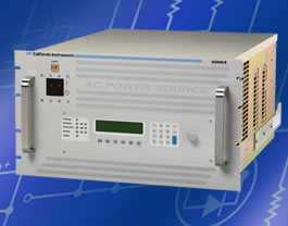 California Instruments CS Series(0-270V; 44.44A - 177.77A; 3kVA - 18kVA)