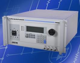 California Instruments CSW Series(156V - 312V; 8A - 288A; 5.5 kVA - 33.3 kVA)