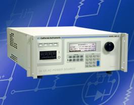 California Instruments i-iX Series II(150V - 300V; 0A - 120A; 3000VA - 15000VA)