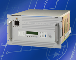 California Instruments Ls-Lx Series(152V - 312V; 0A - 50A; 3kVA - 18kVA)