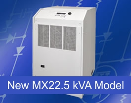 California Instruments MX Series(150V - 600V; 0A - 160A; 15kVA - 135kVA)