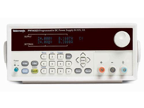 Nguồn DC lập trình Tektronix PWS4205 (5A, 20V,100W)
