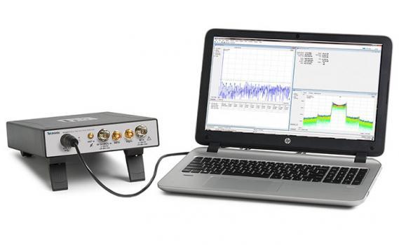 Máy phân tích phổ RSA600 - USB Series