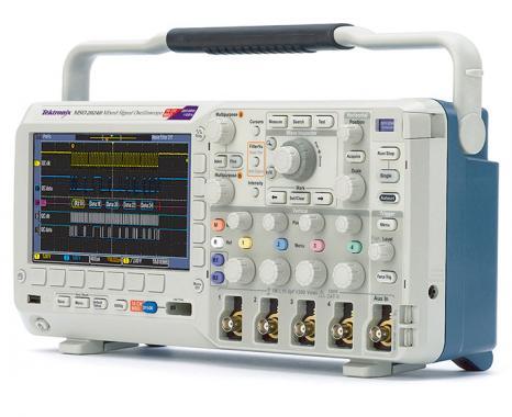 Máy hiện sóng số Tektronix MSO2024B (200Mhz, 4CH, 16CH logic, 1GS/s)