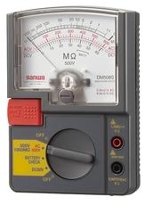 Đồng hồ đo điện trở cách điện Sanwa DM509S