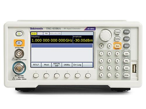 Máy phát tín hiệu vector RF TSG4100A series
