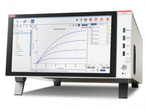 Máy phân tích tham số Keithley 4200A-SCS Series