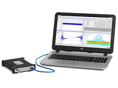Máy phân tích phổ USB RSA306B Series