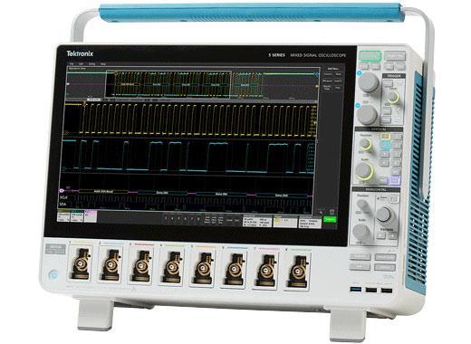 Máy hiện sóng số Tektronix MSO56 (6 Kênh, 2Ghz, 6.25Gs/s)