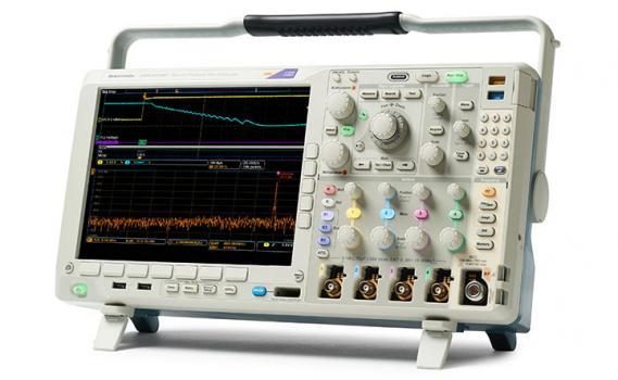Máy hiện sóng Tektronix MDO4104C (1Ghz, 4 kênh, phân tích giao thức, phân tích logic, phát xung)