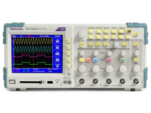 Máy hiện sóng Tektronix TPS2012B (100MHz, 2 kênh cách ly, có pin)