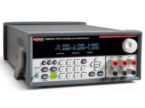 Nguồn lập trình DC Keithley 2220-30-1 (2x30V/1.5A, 90W, 2 kênh)