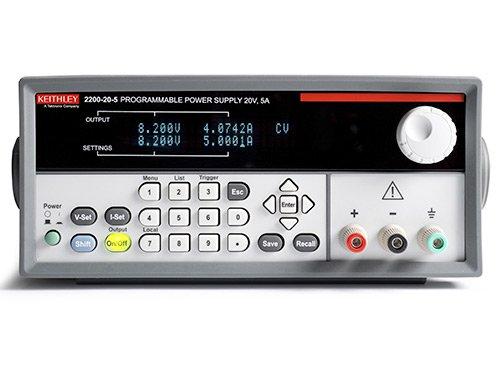 Nguồn lập trình DC Keithley 2200-30-5 (0-30V/5A, 150W, có cảm biến đo tải từ xa)