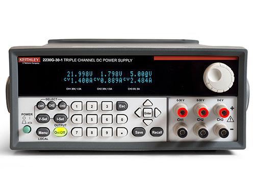 Nguồn lập trình DC Keithley 2200-60-2 (0-60V/2.5A, 150W, có cảm biến đo tải từ xa)