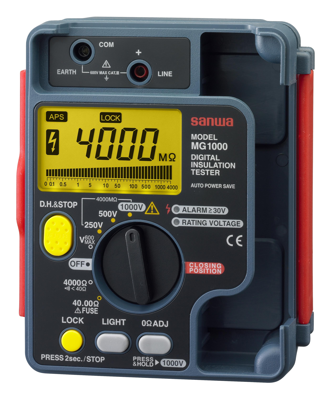 Đồng hồ vặn năng Sanwa MG1000