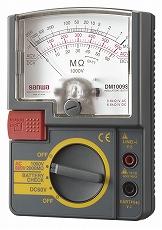 Đồng hồ đo điện trở cách điện Sanwa DM1009S