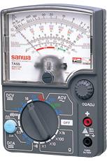 Đồng hồ vạn năng kim Sanwa TA55